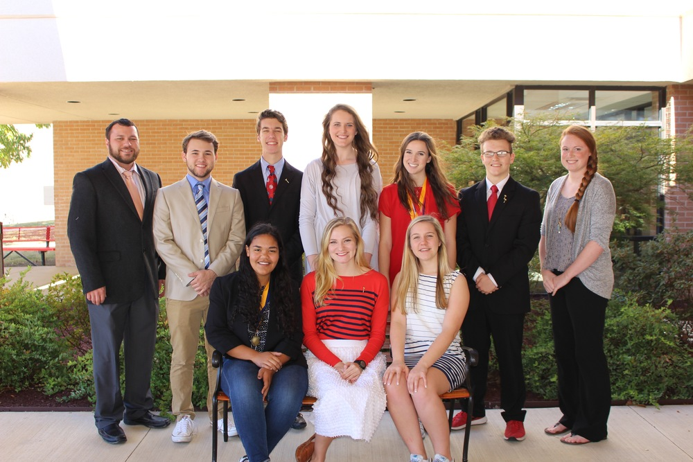 RHS Student Congress Wins At Competition