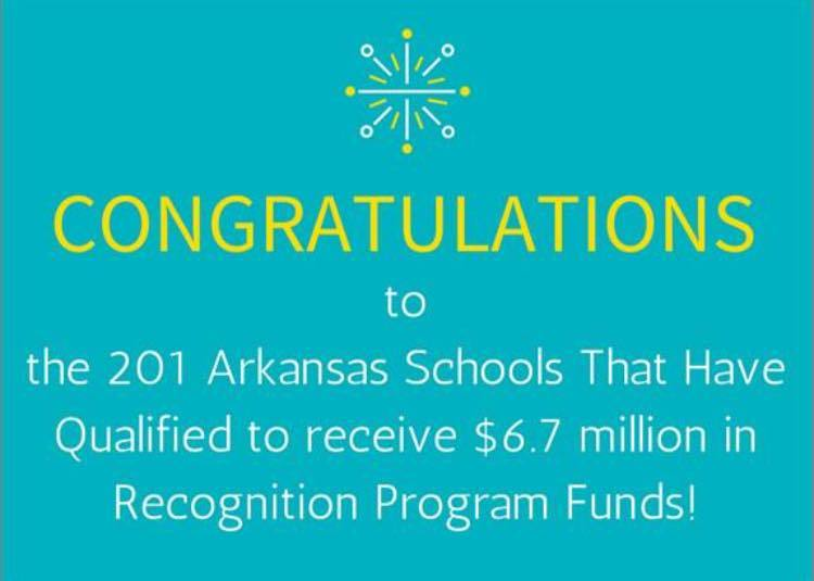 London Elementary Receives Recognition from Arkansas Department of Education