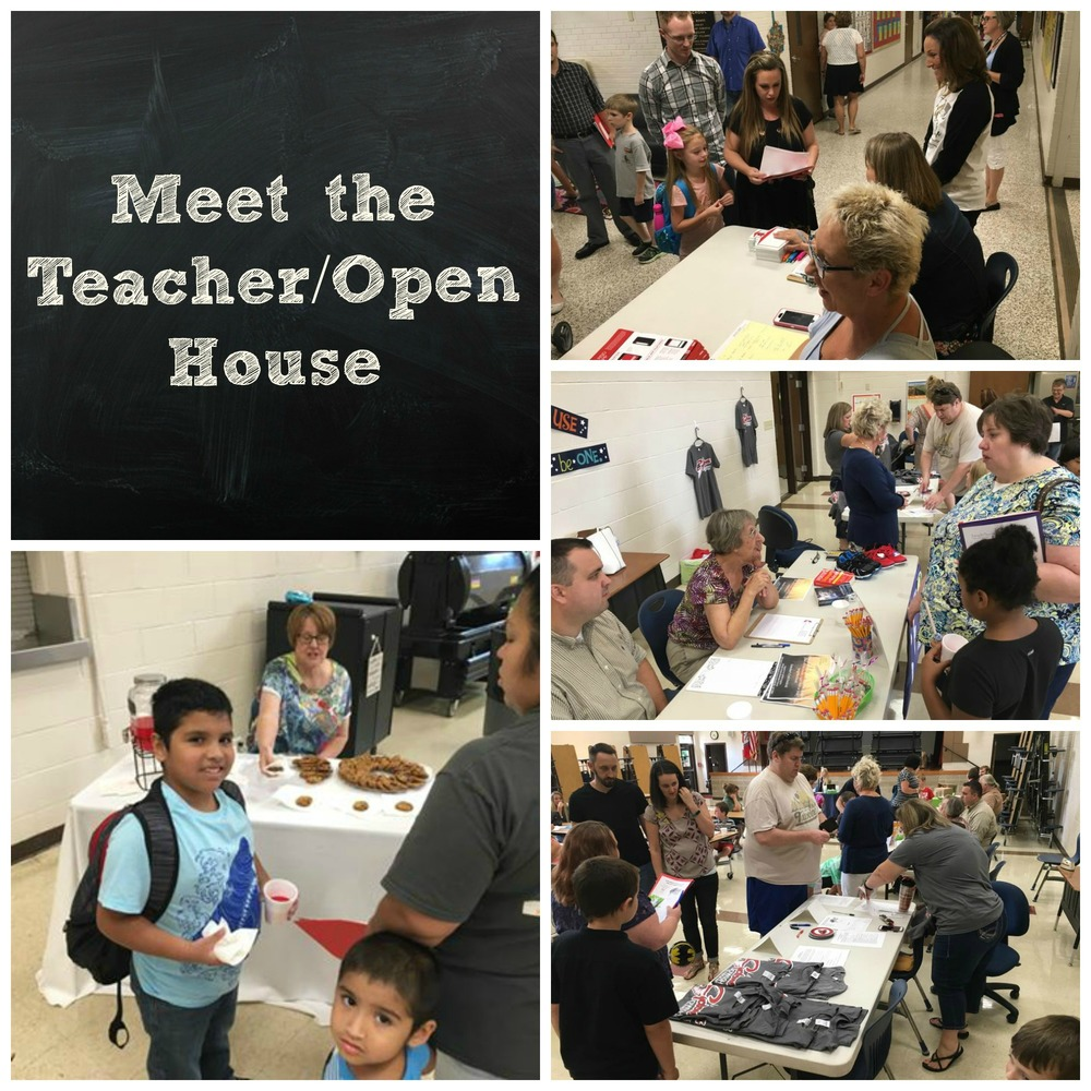 Meet the Teacher/Open House