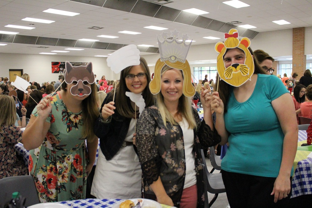 RSD Hosts Back to School Breakfast for Employees