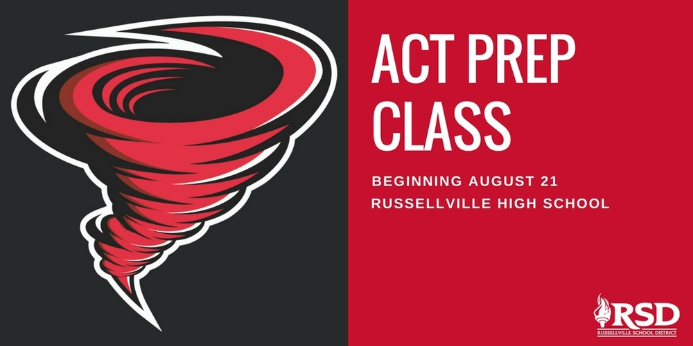 FREE ACT Prep Classes for RHS students