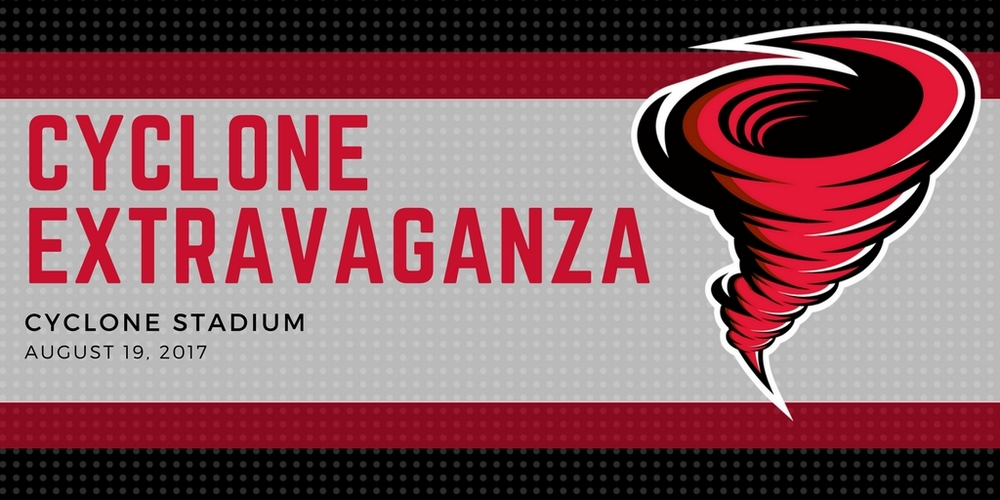 Third Annual Cyclone Extravaganza