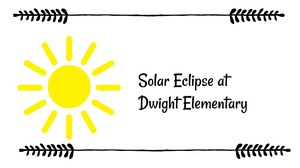Solar Eclipse at Dwight